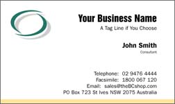 Business Cards Design in Jakarta Indonesia